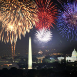 Independence Day in Washington DC