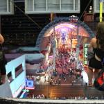 Ziplining Over Las Vegas