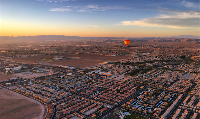 Hot Air Ballooning – Las Vegas